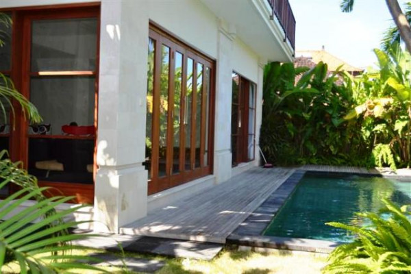 nice and romantic villa for rent in Sanur