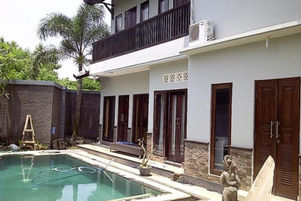 Villa for sale in Jimbaran with nice view