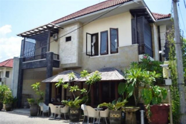 house for sale in Canggu minimalist and elegance