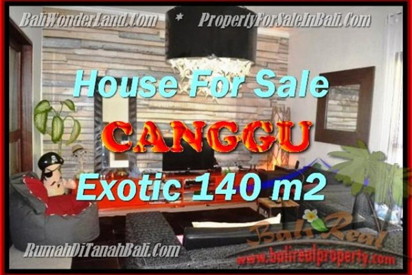 Affordable Semi Villa House for sale in Canggu Bali – RJDP027