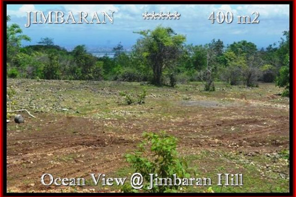 Magnificent PROPERTY 400 m2 LAND FOR SALE IN JIMBARAN BALI TJJI088