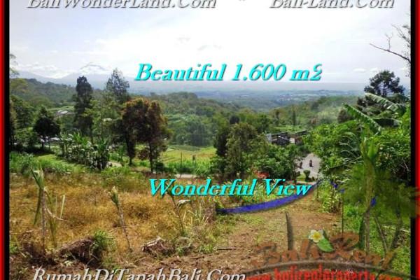 LAND IN Tabanan Bedugul BALI FOR SALE TJTB194