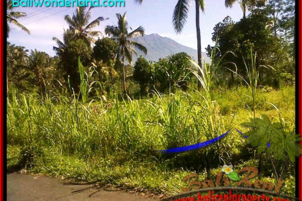 Affordable LAND for PROPERTY INVESTMENT IN East BALI   TJ-150601