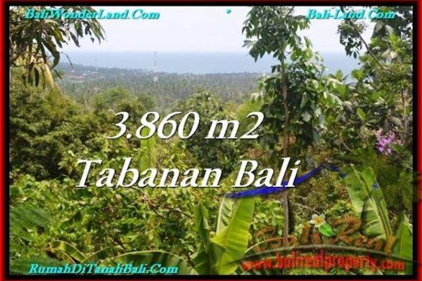 Affordable PROPERTY LAND IN TABANAN FOR SALE TJTB236