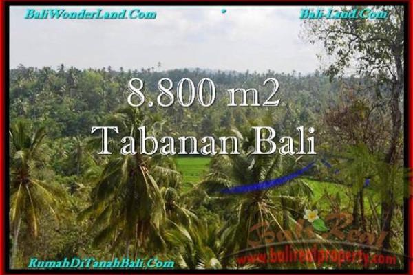 Exotic PROPERTY LAND FOR SALE IN TABANAN TJTB238