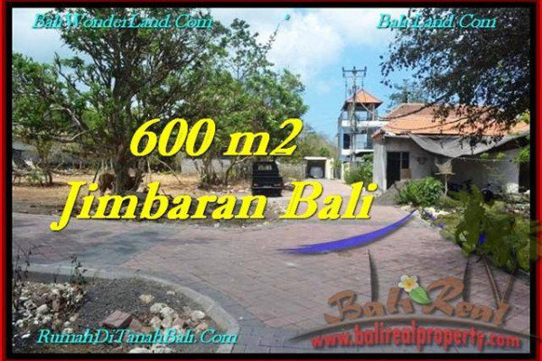 Affordable 600 m2 LAND IN JIMBARAN FOR SALE TJJI097