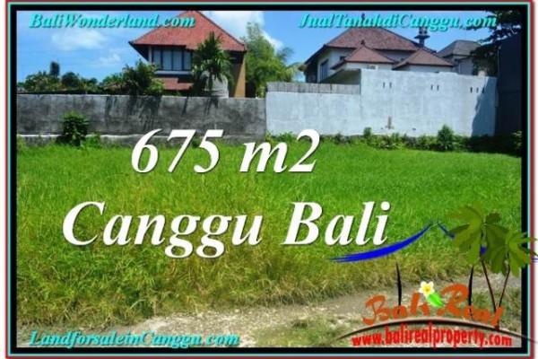 Affordable LAND SALE IN Canggu Brawa TJCG200