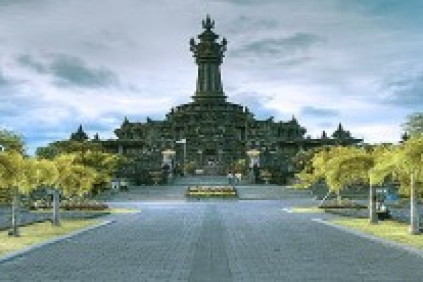 BAJRA SANDHI MONUMENT AT DENPASAR