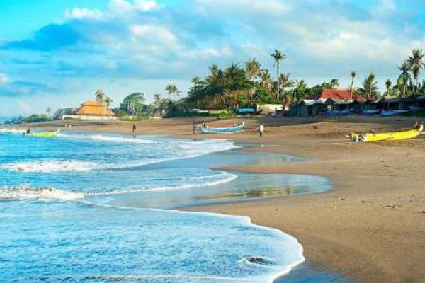 Canggu the Bali's Surfer Village with cozy expatriates Neighborhood