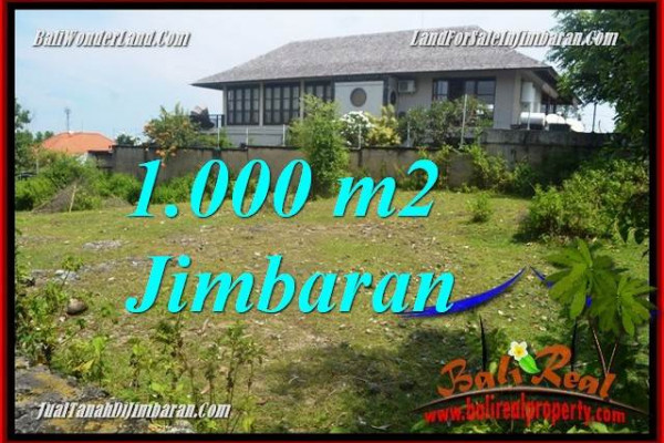 Beautiful LAND IN JIMBARAN BALI FOR SALE TJJI123