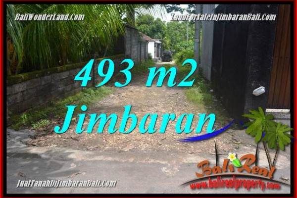 Beautiful 493 m2 LAND FOR SALE IN JIMBARAN TJJI125