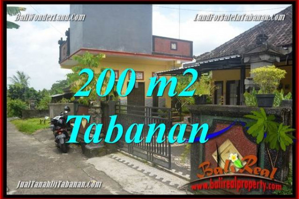 Exotic PROPERTY LAND IN Tabanan Penebel BALI FOR SALE TJTB359