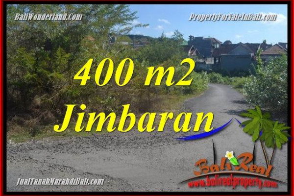 FOR SALE Beautiful PROPERTY 400 m2 LAND IN JIMBARAN BALI TJJI119