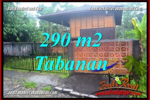 Magnificent LAND IN TABANAN FOR SALE TJTB358