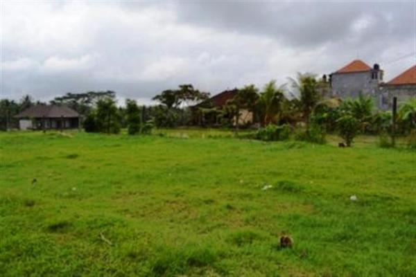 Land For Sale in Ubud near with Ubud Center – TJUB010
