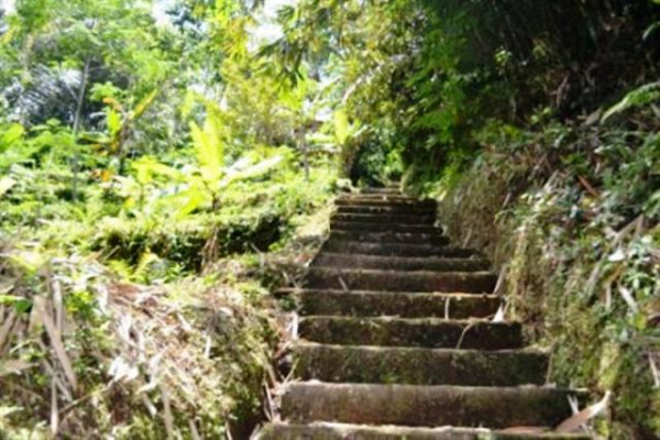 stunning river view of land for sale in Ubud – TJUB035