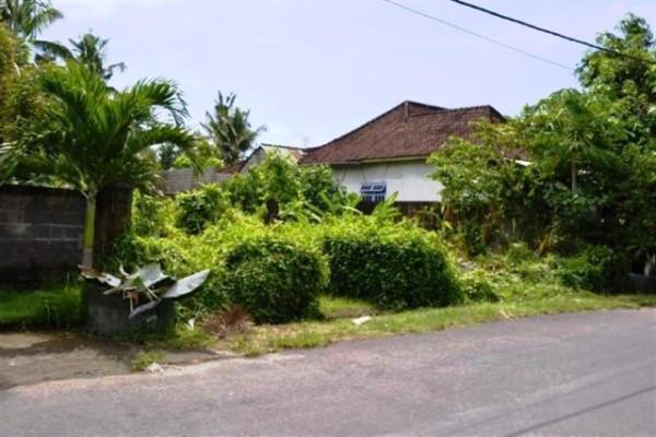 750 sqm land for sale in Canggu roadside – TJCG012
