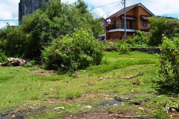 land for sale in Jimbaran near four season Ressort – TJJI014