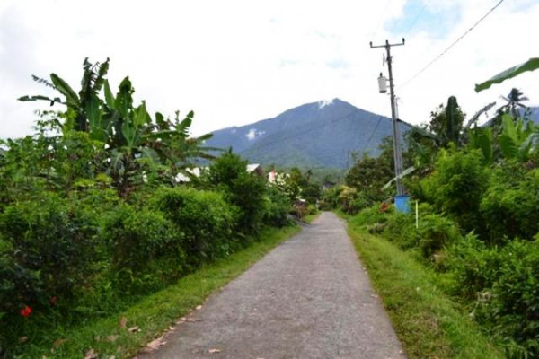mountain view land for sale in Tabanan – TJTB005