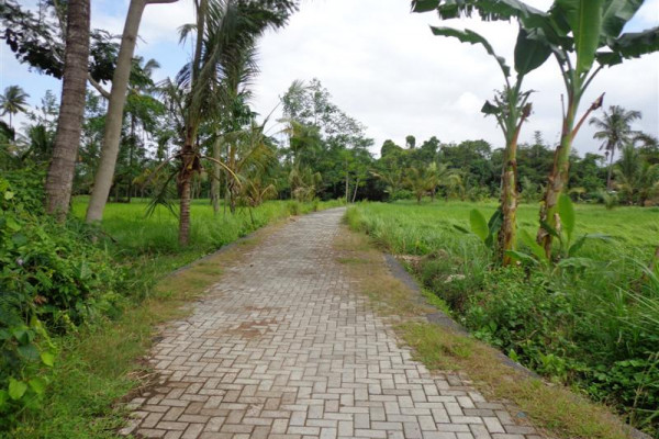 land for sale in Ubud adjacent villas – TJUB106