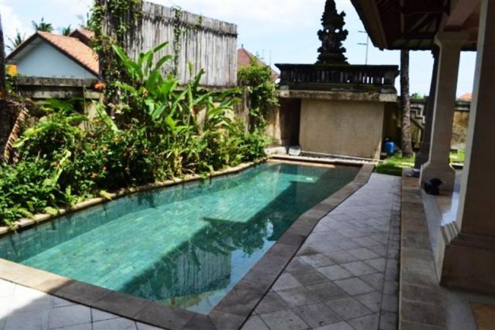 villa for rent in Gianyar – VSGN002