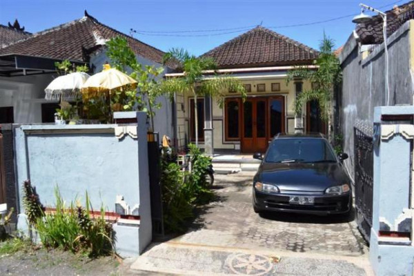 House for sale in Monang Maning Denpasar – R1021