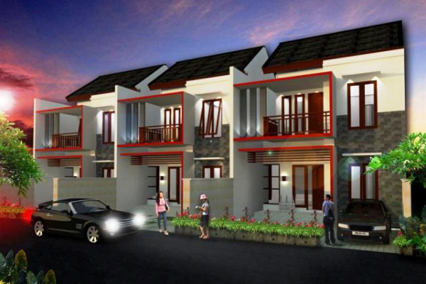 New house for sale in Denpasar Bali ready soon – R1051