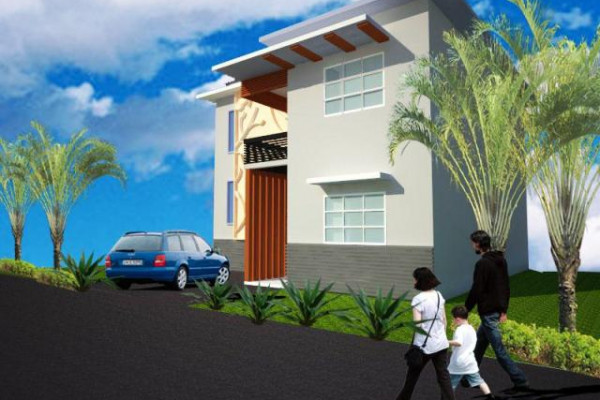 New house for sale in Jimbaran Bali – R1051