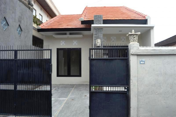 Brand New House for sale in Denpasar – R1061