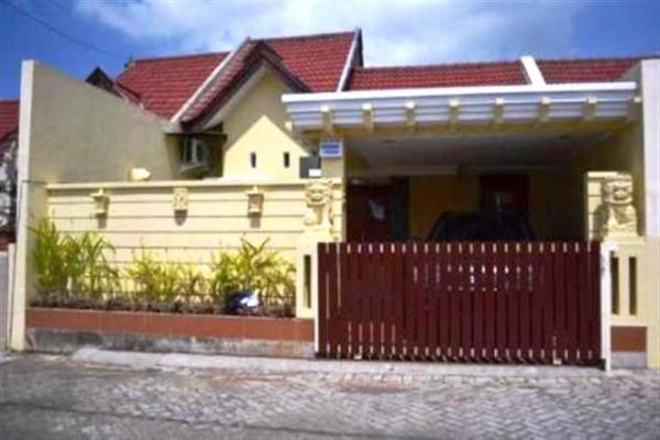 house for sale in Canggu Green lot Sambada