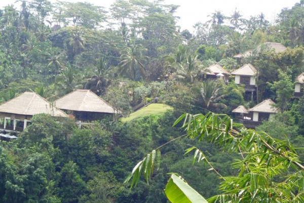 Land with view of river valley Land for sale in Ubud Payangan – TJUB130