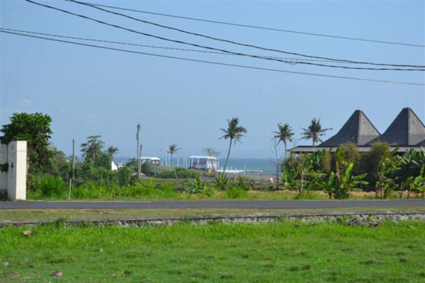 Amazing beachfront Land for sale in Canggu