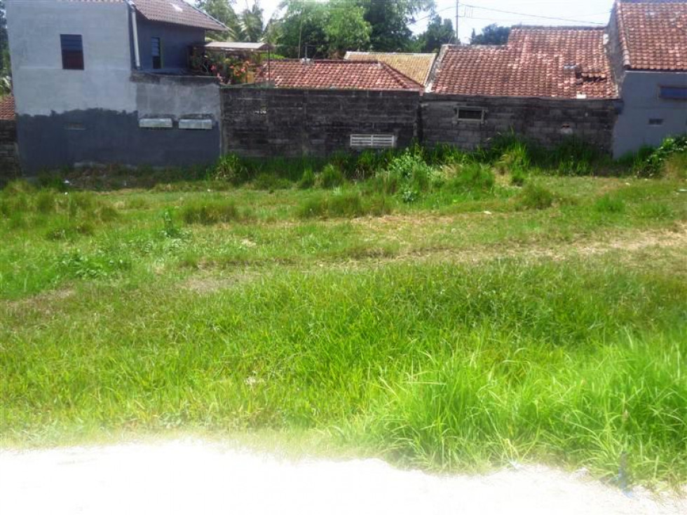Land for sale in Canggu 200 m2 close to the beach – TJCG080