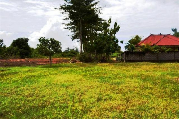 Land for sale in Jimbaran suitable for villa – TJJI020