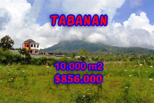 Land for sale in Tabanan Bali, Astounding view in Tabanan Bedugul – TJTB060