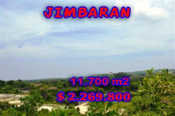 Land for sale in Jimbaran Bali, Gorgeous view in Jimbaran Uluwatu – TJJI017