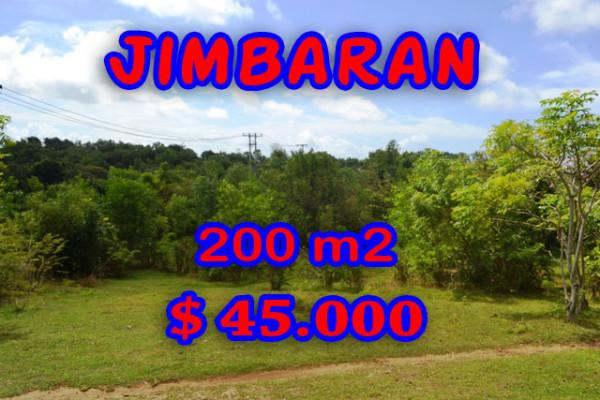 Fabulous Property in Bali, Land in Jimbaran Bali for sale – 200 m2 @ $ 222