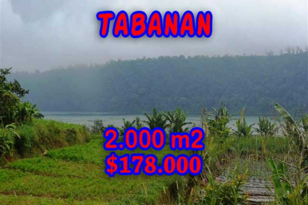 Fabulous Property in Bali, Land for sale in Tabanan Bali – 2.000 m2 @ $ 86