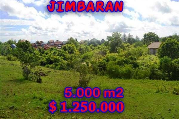 Gorgeous Property in Bali, Land for sale in Jimbaran Bali – 5.000 m2 @ $ 250