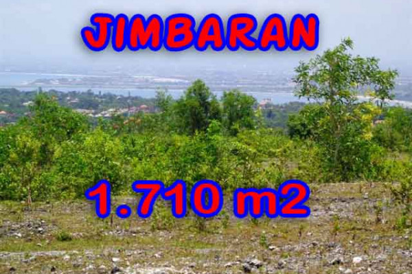 Exotic Property for sale in Bali, Land in Jimbaran for sale– 1.710 m2 @ $ 417