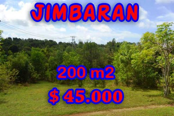 Land in Bali for sale, Stunning Property in Jimbaran Bali – 200 m2 @ $ 222