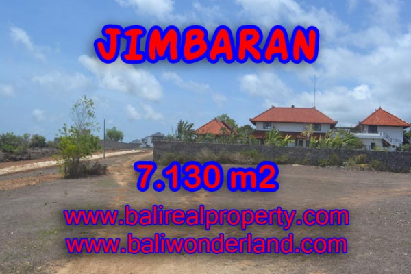Land for sale in Jimbaran, Magnificent view in Jimbaran Ungasan Bali – TJJI048
