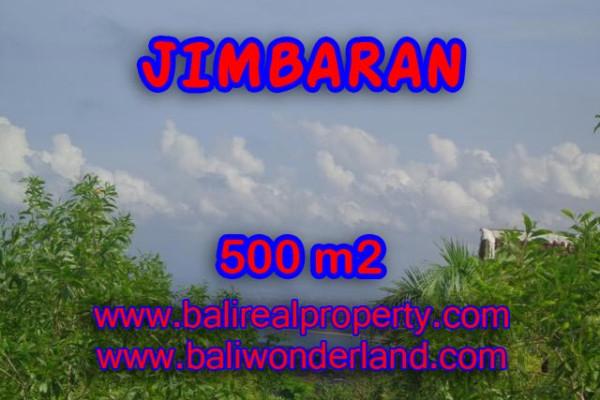 Land for sale in Bali Indonesia, Exotic view in Jimbaran Bali – 500 m2 @ $ 585