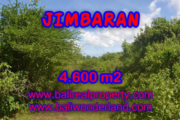 Land in Bali for sale, Stunning Property in Jimbaran Bali – 4.600 m2 @ $ 335