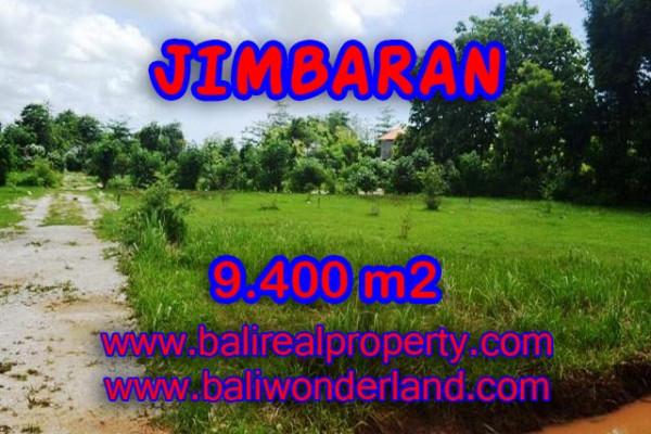 Land for sale in Bali, Fantastic view in Jimbaran Bali – 9.400 m2 @ $ 265