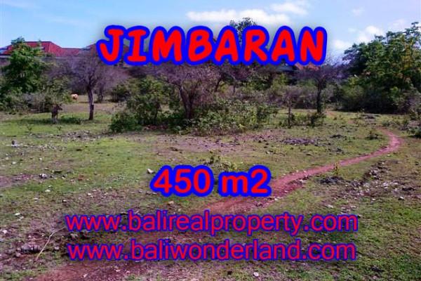 Land for sale in Bali, Astonishing view in Jimbaran Bali – 450 m2 @ $ 345