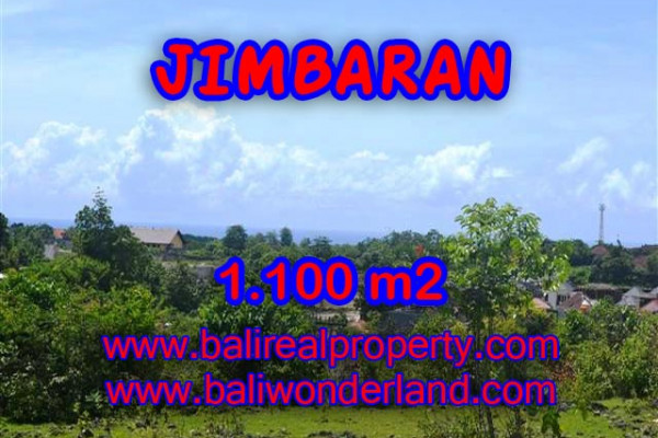 Exotic Property for sale in Bali, Land in Jimbaran for sale– 1.100 m2 @ $ 345
