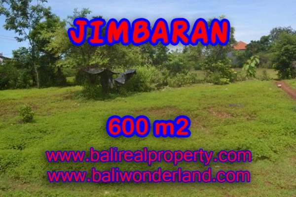 Amazing Property for sale in Bali, Jimbaran land for sale – 600 m2 @ $ 345