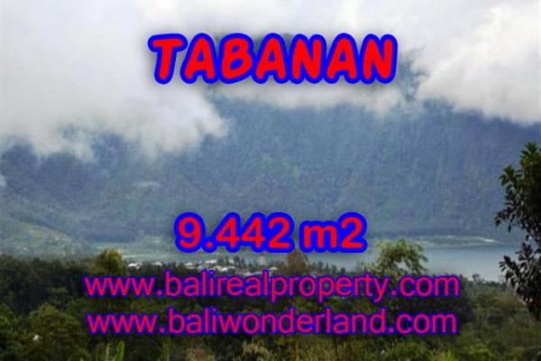 Land for sale in Tabanan Bali, Gorgeous view in TABANAN BEDUGUL – TJTB081