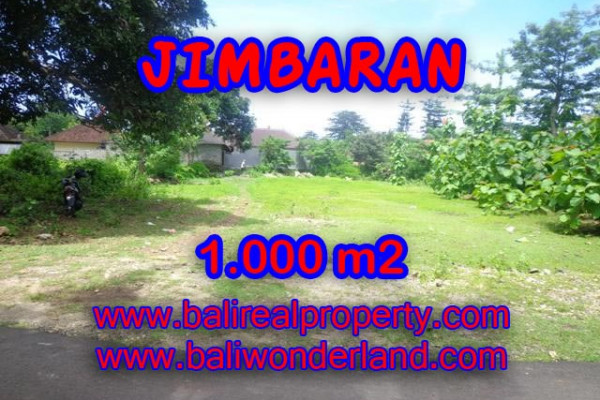 Land for sale in Jimbaran, Stunning view in Jimbaran four seasons Bali – TJJI063